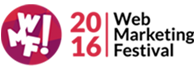 Web Marketing Festival 2016 Sponsor